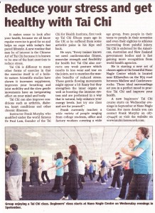 Tai Chi Classes Cork press Release (804 x 1102)