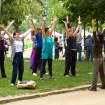 Tai Chi Breathing for Stress Management