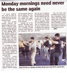 Tai Chi Monday Mornings press release (802 x 860)