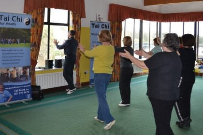 Tai Chi classes Cork